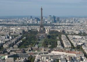 Bedales School - Eiffel Tower