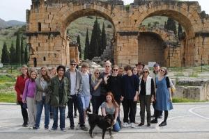 Classicists explore ancient Turkey