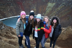 Bedales geographers visit Iceland