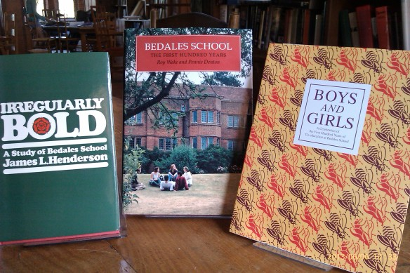 Bedales books