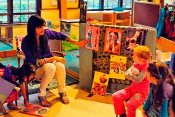 Dunannie Nursery children embrace Diwali celebration