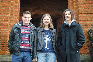 Quartet of Cambridge offers for Bedales students