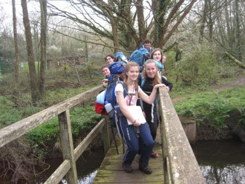Successful DofE expedition