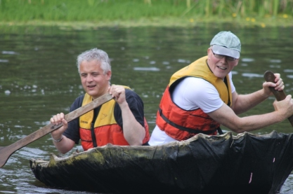 Coracle Race 2014