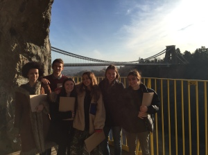 English Wordsworth trip to Bristol
