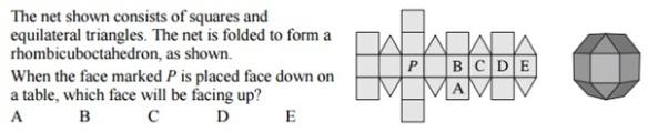 UKMT Maths Challenge